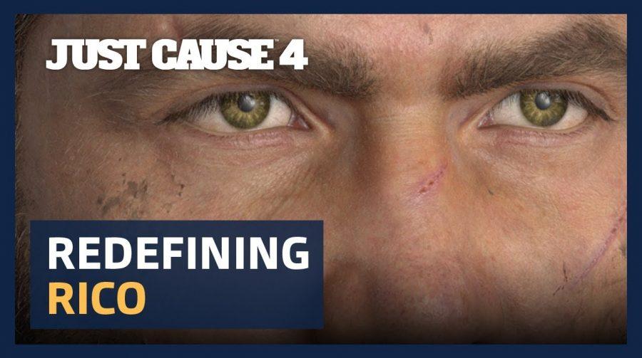 Just Cause 4 será mais realista e com Rico mais vulnerável