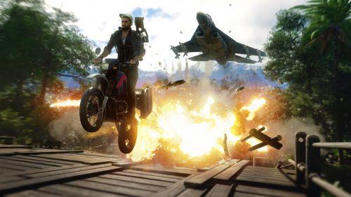 Gameplay de Just Cause 4 apresenta novas mecânicas