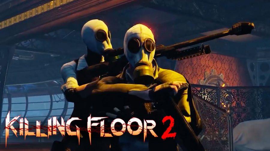 Killing Floor 2 está gratuito até a próxima segunda-feira; baixe aqui