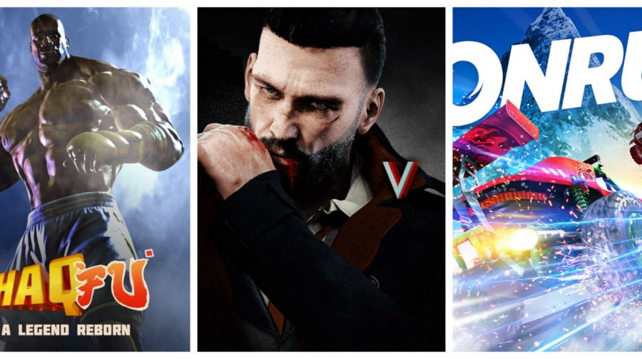 Lançamentos da Semana (04/06 a 08/06) para PS4, PS Vita e PSVR