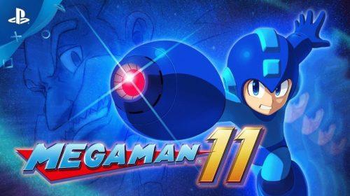 Anote na agenda! DEMO de Mega Man 11 é listada para setembro