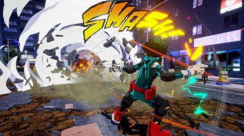 My Hero Academia: One's Justice recebe novo vídeo de jogabilidade