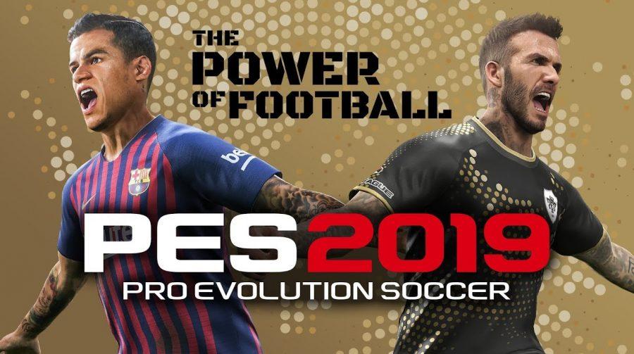 DEMO do PES 2019 chega em agosto ao PS4; veja times
