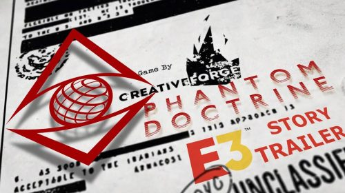 Phantom Doctrine, RPG tático, é anunciado para o PS4
