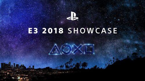 Sony foi a que mais gerou atividades nas redes sociais durante a E3