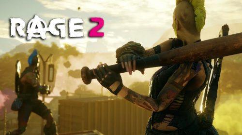 RAGE 2 não terá foco em veículos, diz Avalanche Studios