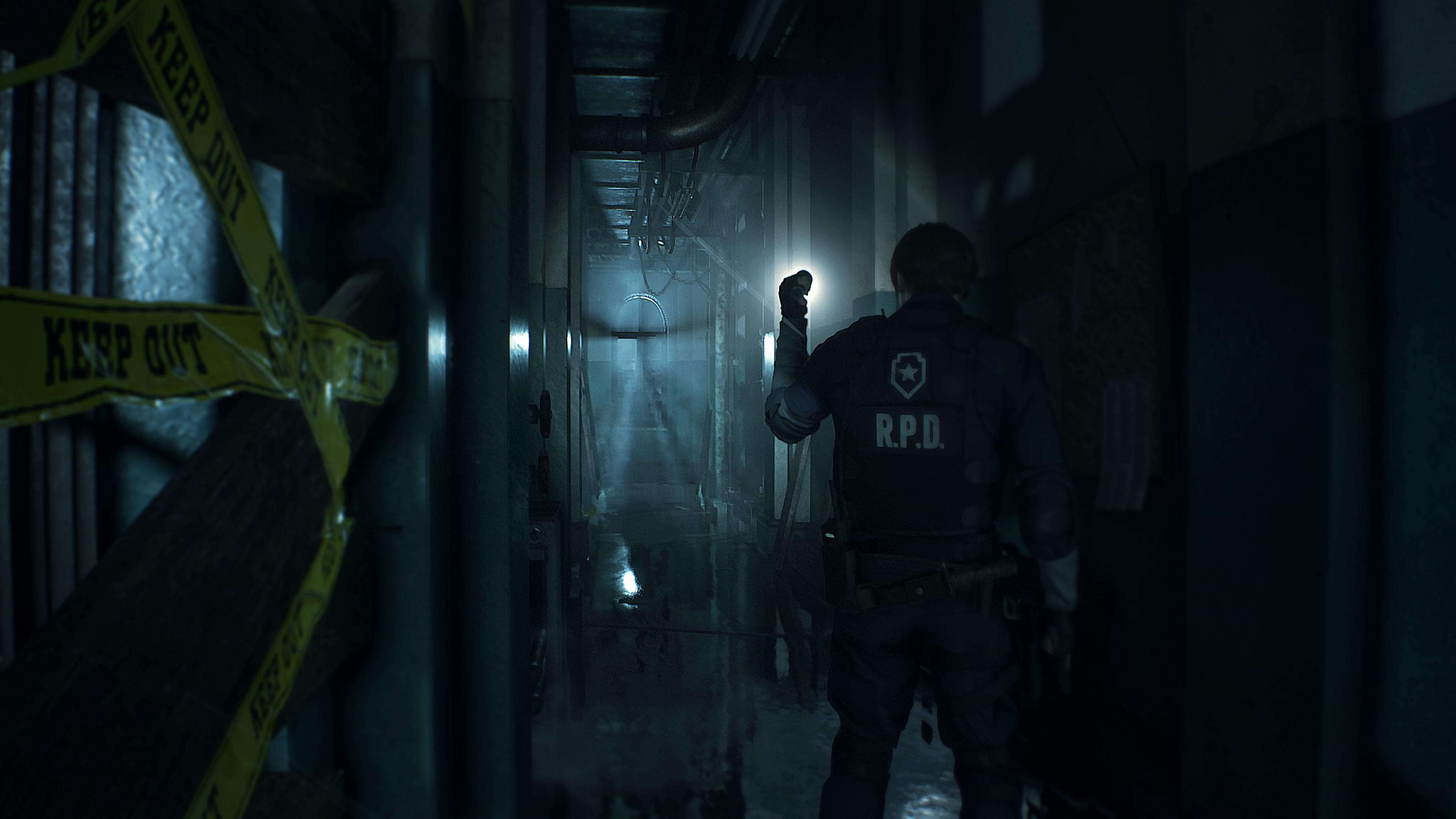Jogamos! Resident Evil 2 resgata a série com uma proposta assustadora 4