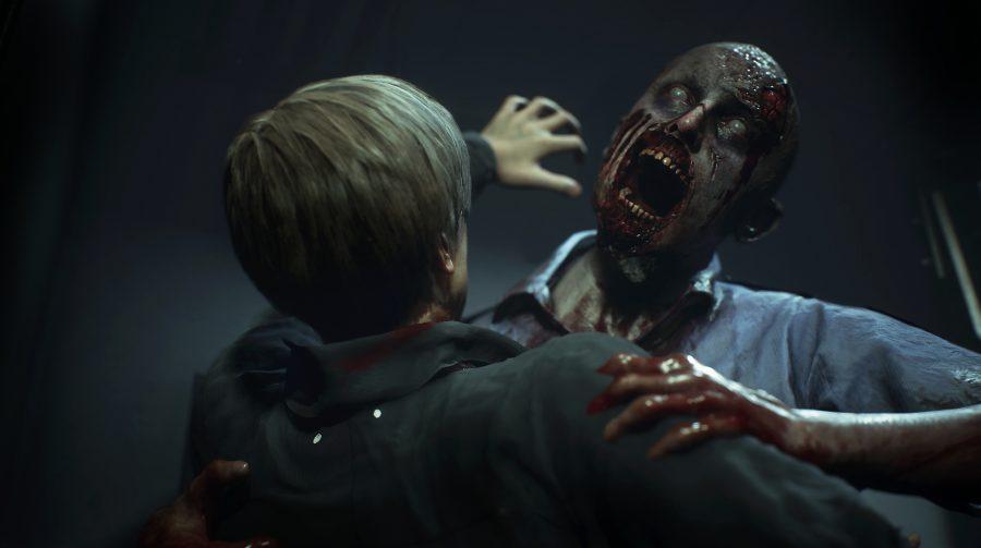 Resident Evil 2 rodará a 4K ou 60fps no PS4 Pro