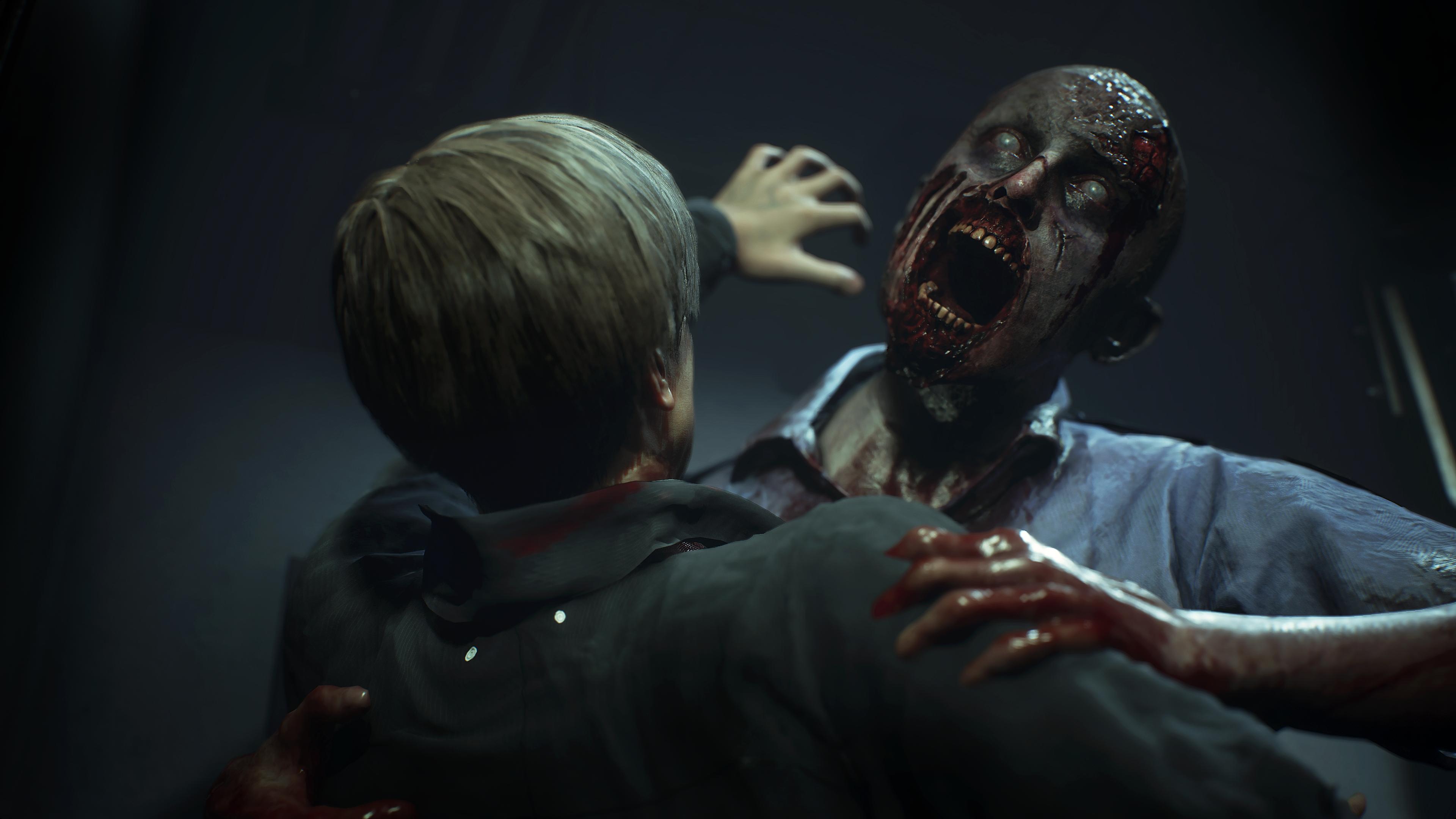 Jogamos! Resident Evil 2 resgata a série com uma proposta assustadora 3