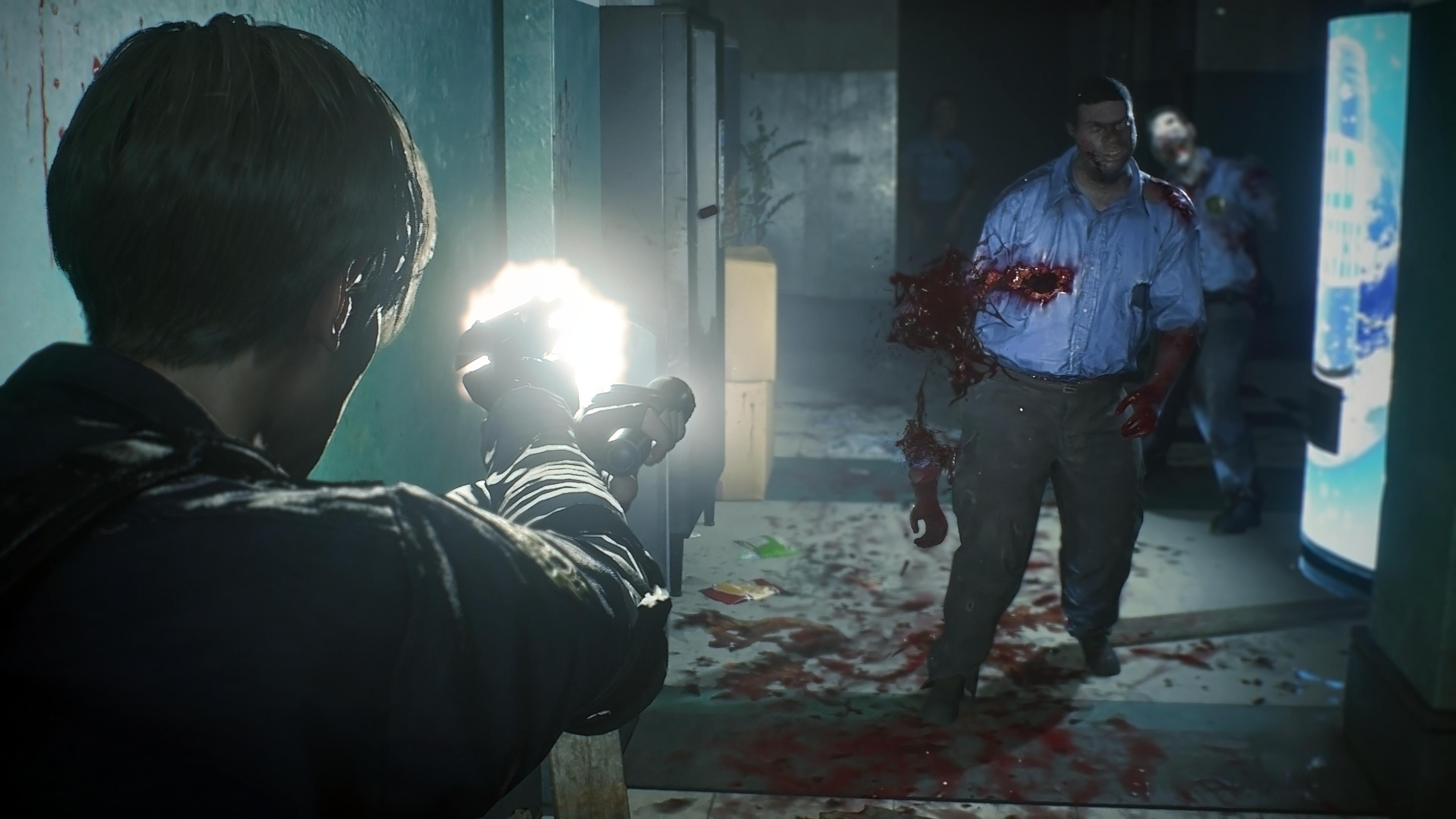 Jogamos! Resident Evil 2 resgata a série com uma proposta assustadora 1