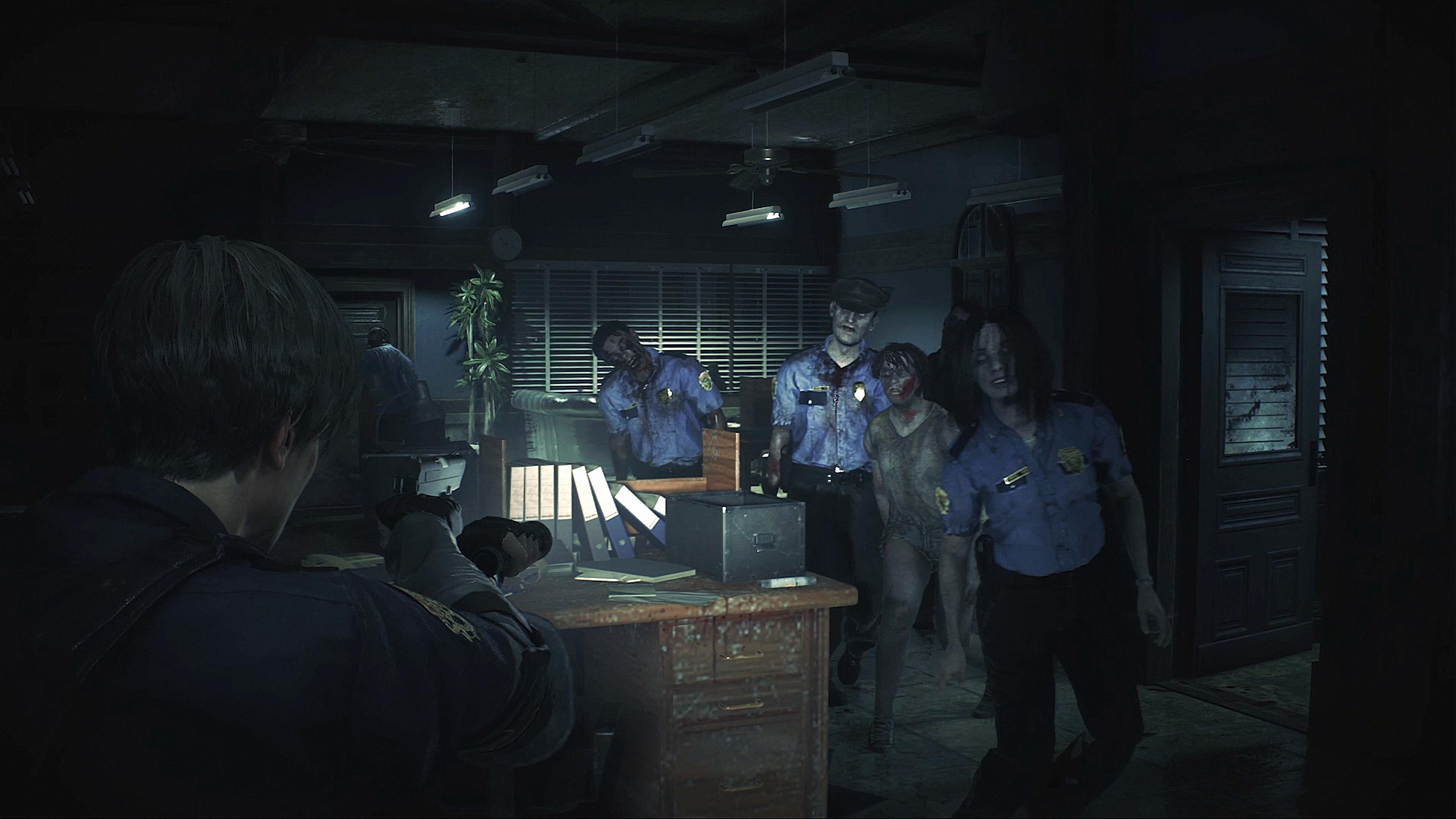 Jogamos! Resident Evil 2 resgata a série com uma proposta assustadora 2