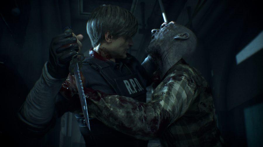 História de Resident Evil 2