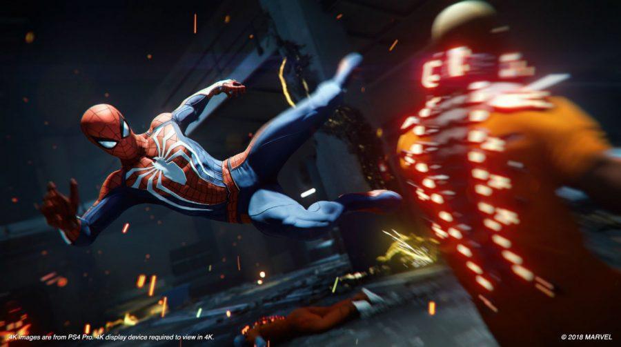 Inimigos em Marvel's Spider-Man não terão níveis escalonados; entenda