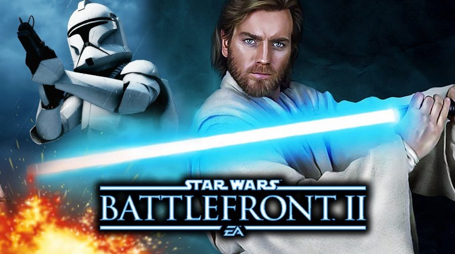 Star Wars Battlefront II mostra Obi-Wan Kenobi pela primeira vez