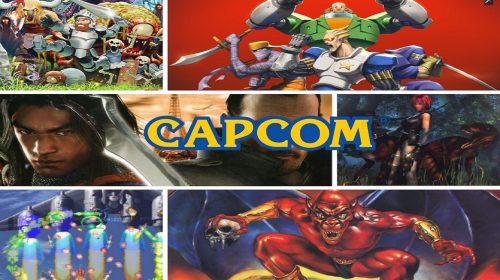 Especial Old-School: 7 franquias que a Capcom poderia ressuscitar