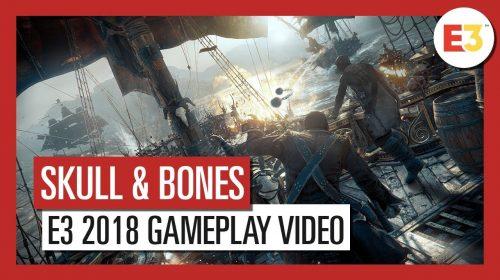 [Testamos na E3 2018] Skull & Bones tem altos e baixos, mas não empolga