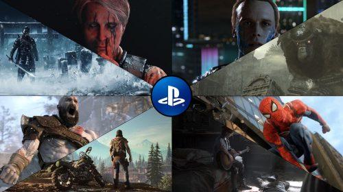 Sony diz que há exclusivos em produção que ainda não foram anunciados