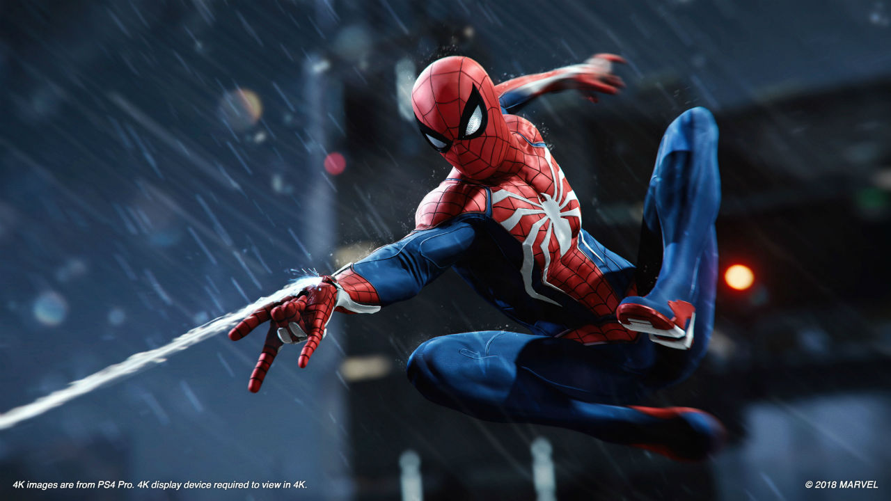 Resultado de imagem para marvel's spiderman