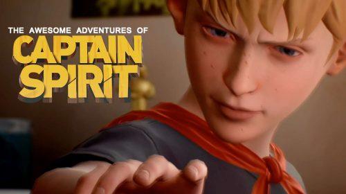 The Awesome Adventures of Captain Spirit não contará com troféus