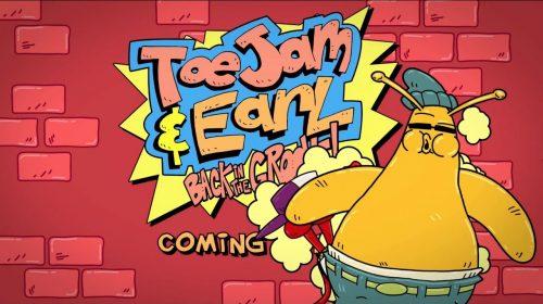 ToeJam & Earl: Back in the Groove chegará ainda em 2018 para PS4