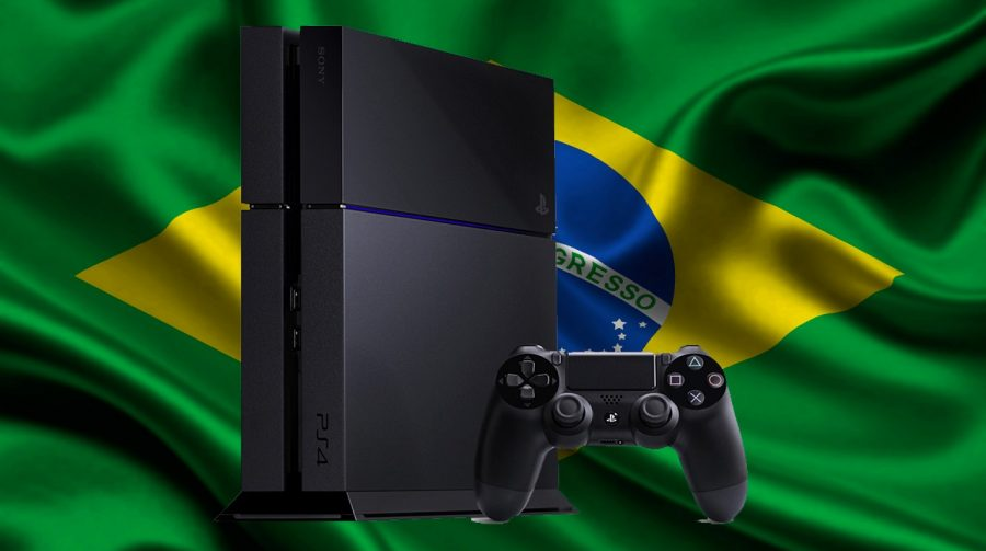 Vai ter Copa! PS4 recebe tema dinâmico do Brasil
