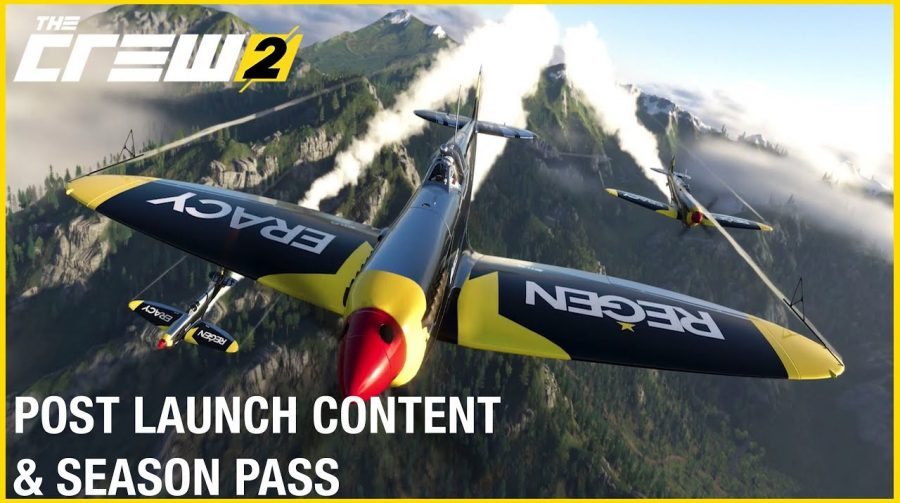Ubisoft detalha conteúdos pós-lançamento de The Crew 2