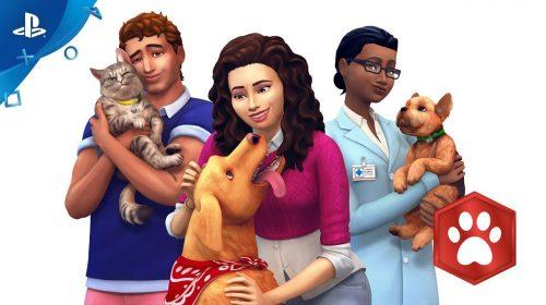 The Sims 4 Gatos e Cães chega ao PlayStation 4 em 31 de julho; veja trailer