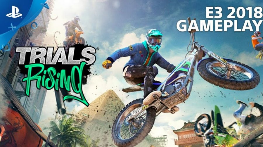 Trials Rising ganha preview do gameplay; assista