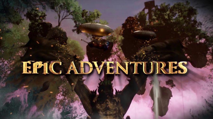 RPG de mundo aberto, Wild Mage: Phantom Twilight chegará ao PS4