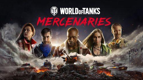 World of Tanks recebe expansão 'Mercenaries'; saiba mais