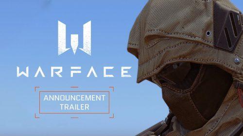 Warface, FPS free-to-play, chegará ao PS4 ainda em 2018