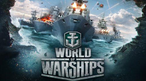 World of Warships: Legends é anunciado para PS4; saiba mais