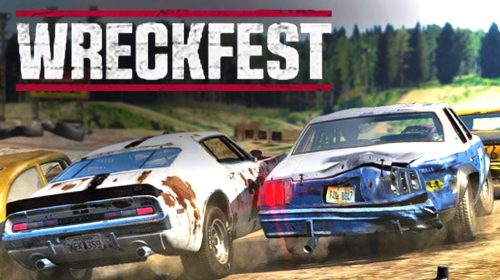 Wreckfest, no estilo Destruction Derby, chega ao PS4 em novembro
