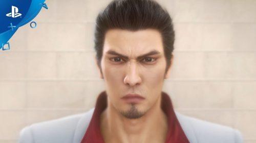 O Dragão de Dojima! Yakuza Kiwami 2 é mostrado em novo trailer