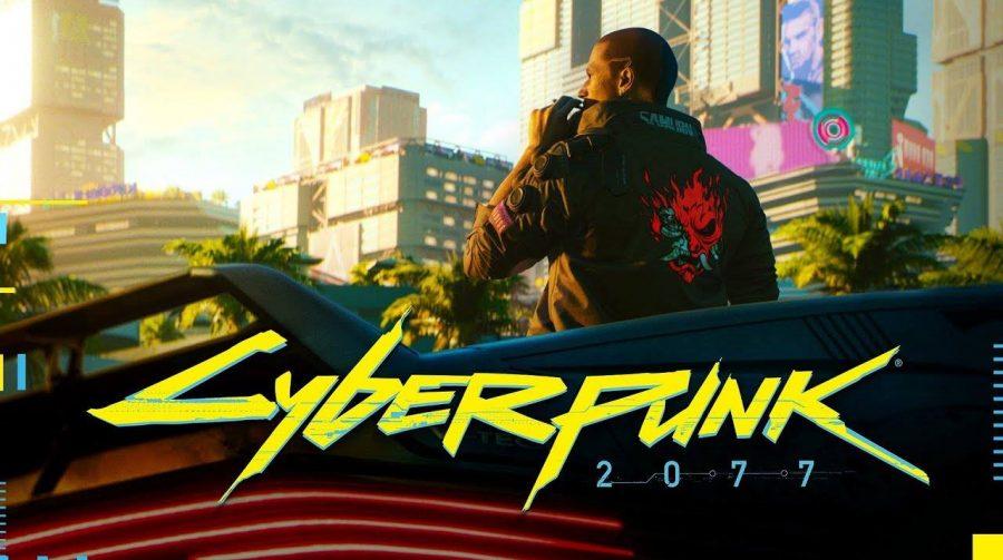 Cyberpunk 2077 está sendo