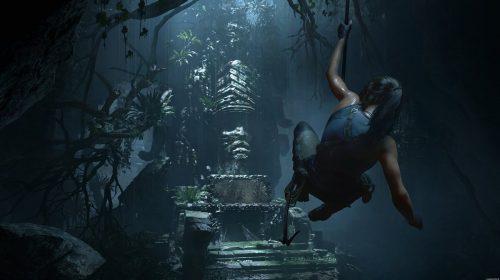 Gameplay de Shadow of the Tomb Raider destaca habilidades físicas de Lara