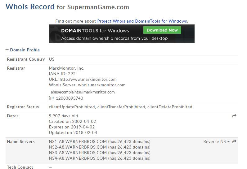 [Rumor] Jogo do Superman pode mesmo ser anunciado na E3 2018 1