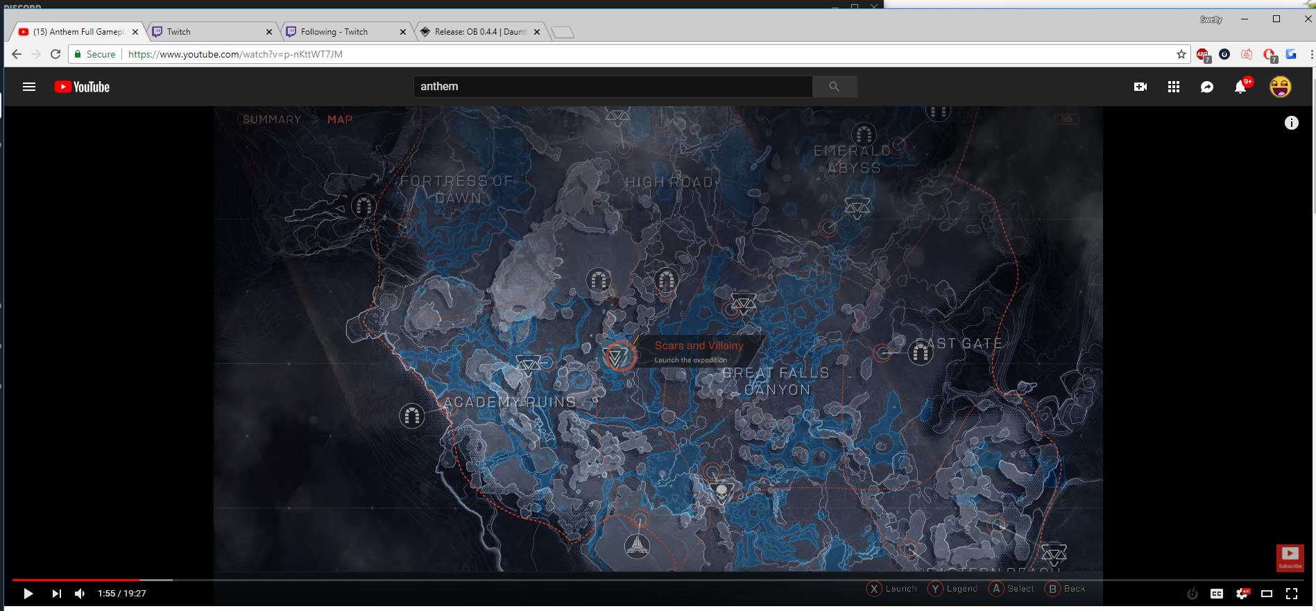 Parte do mapa de Anthem é revelado por usuário; BioWare confirma 1