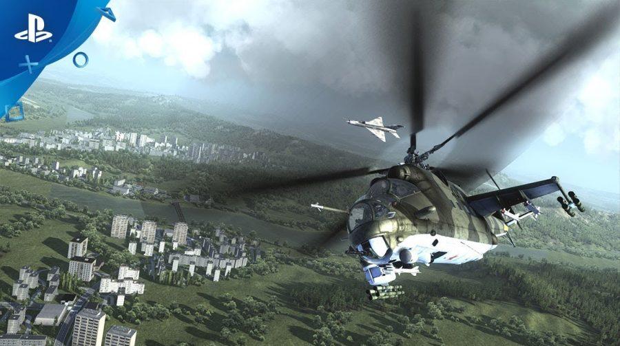 Air Missions: HIND chega ao PS4 em setembro; veja trailer