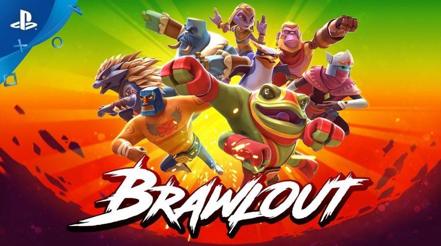 Brawlout chega em agosto ao PS4 trazendo personagens especiais; veja