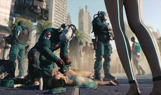 CD Projekt RED confirma localização de Cyberpunk 2077 para o Português 1