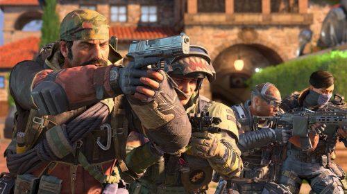 Battle Royale de Call of Duty Black Ops 4 pode ser mostrado em breve