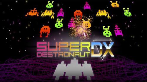 Nostalgico! Super Destronaut DX chega em 10 de julho para PS4; Veja trailer