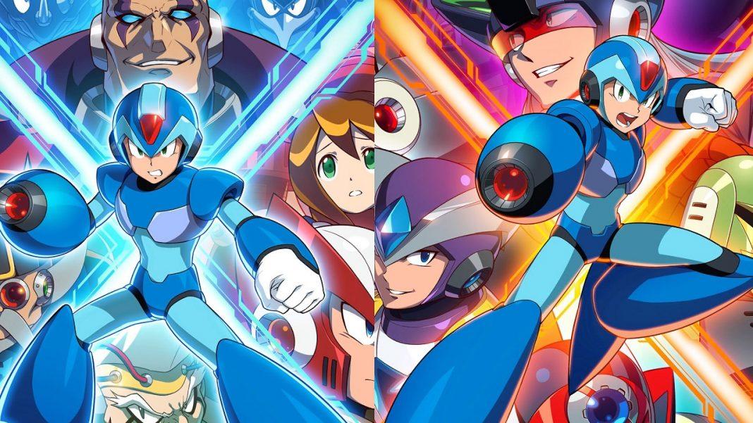 Megaman X Legacy Collection