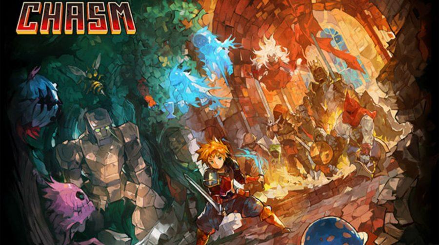 Chasm promete muitos desafios no PS4; Lançamento no fim do mês