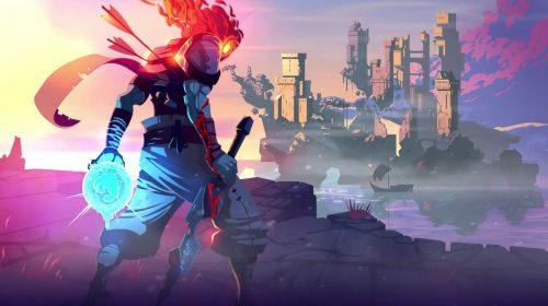 No estilo Metroidvania, Dead Cells chega em agosto ao PS4