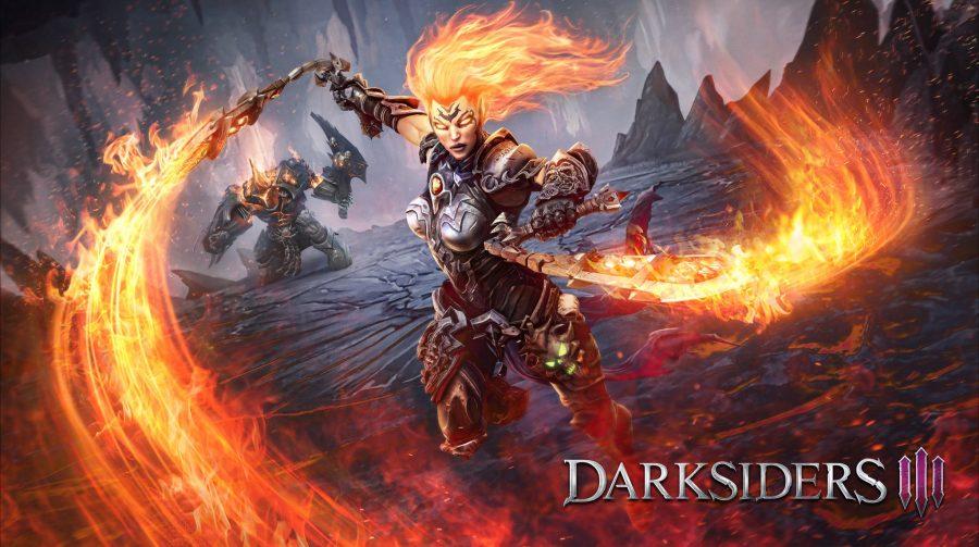 Novo trailer de Darksiders 3 mostra os antigos protagonistas