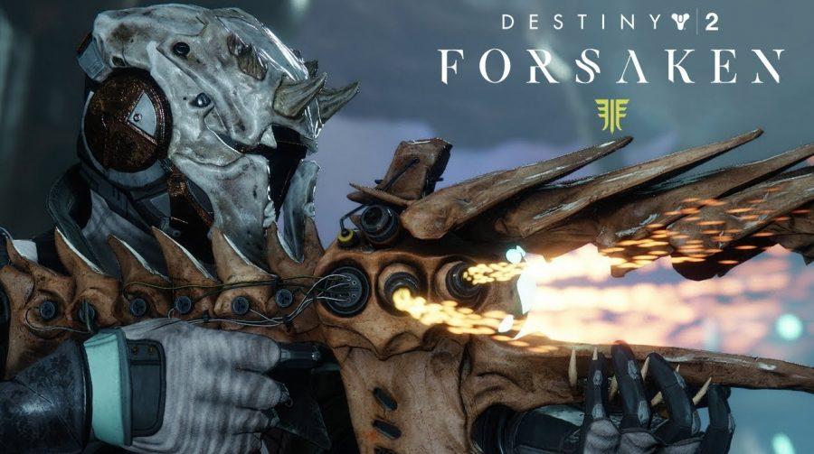Destiny 2: Renegados terá armas e armaduras incríveis; veja o vídeo
