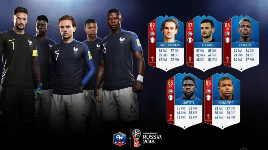 E o FIFA acertou de novo: França vence a Copa do Mundo