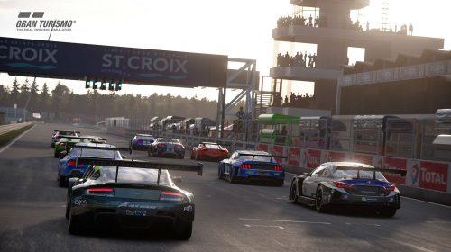 Gran Turismo Sport recebe novos carros, pista, eventos e microtransações
